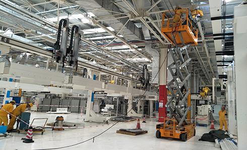 工厂机械搬运调试安装措施有哪些?