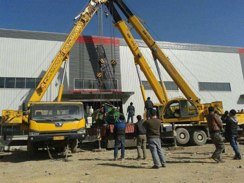 大型设备吊装容易发生事故?