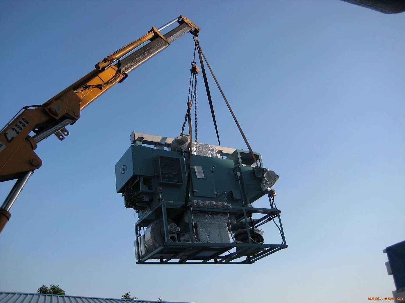 教你如何高效完成大型设备吊装装卸