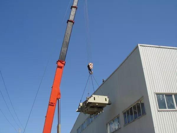 油压机设备该怎样进行安全地吊装