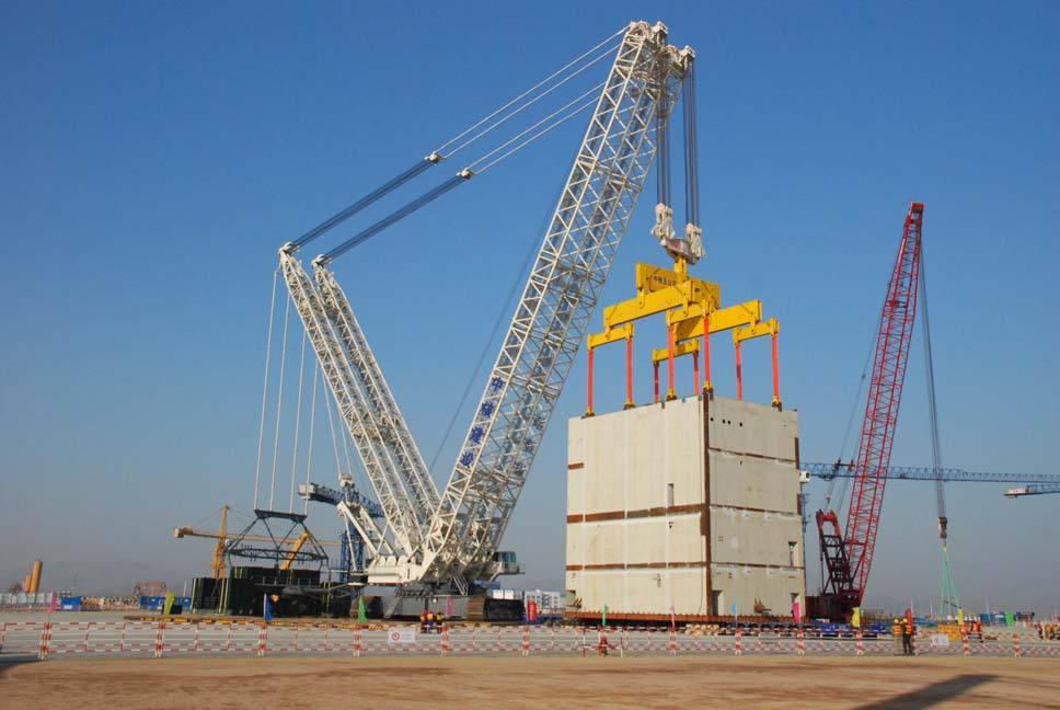 无锡大型设备吊装施工的规范化技巧有哪些?