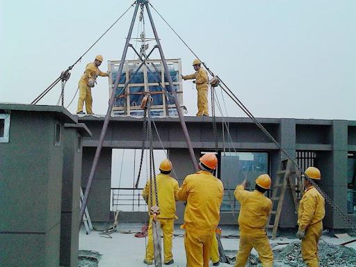 大型设备吊装搬运安装工需要掌握哪些安全技术措施