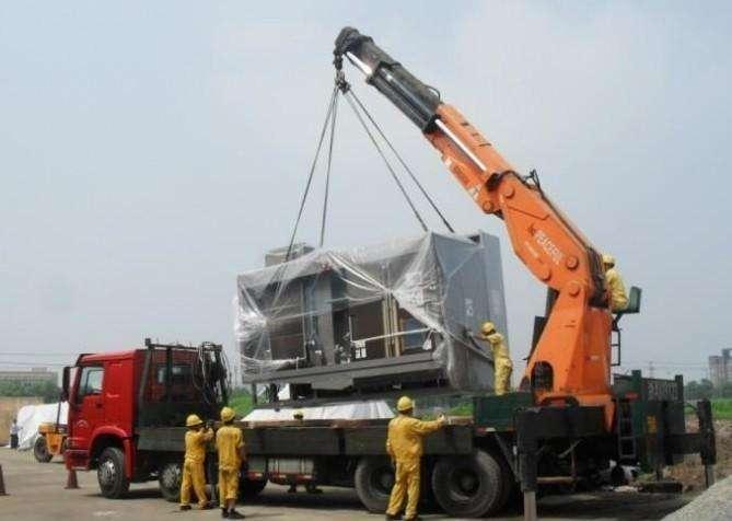 无锡设备吊装搬运机械的具体吊运程序