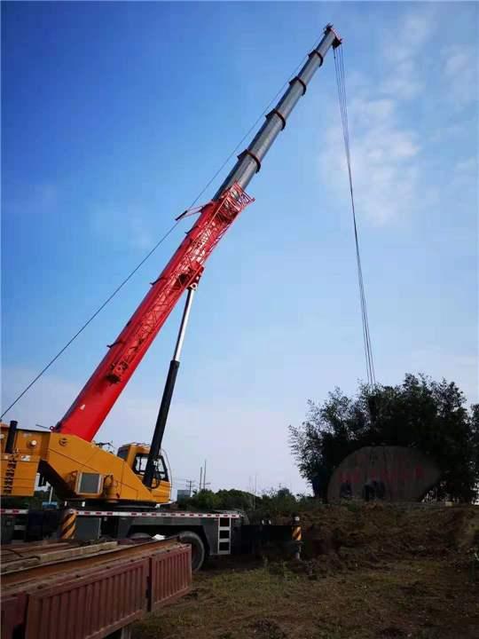 无锡大型设备吊装搬运