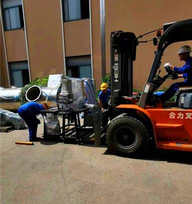 如何通过提高装箱效率来提高搬运效率
